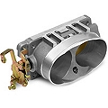 BBK Twin 65mm Throttle Body (96-01 Cobra, Bullitt; 03-04 Mach 1) - BBK 1711