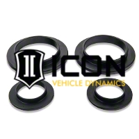 SR Performance Polyurethane Spring Isolators - Rear (79-04 GT, V6, Mach 1; 93-98 Cobra) - SR Performance SPR-79-ISO-REA