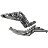 BBK Chrome Long Tube Headers 1-5/8in (79-93 5.0L - Manual) - BBK Performance 1516