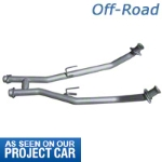 BBK Off-Road H-Pipe (86-93 5.0L) - BBK 1507