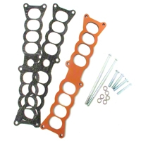 BBK Factory Intake Manifold Phenolic Spacer Kit (86-93 5.0L) - BBK Performance 1508