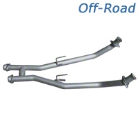 BBK Off-Road H-Pipe (94-95 5.0L) - BBK 1562