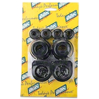 BBK Polyurethane Suspension Bushing Kit (86-93 5.0L) - BBK 2502