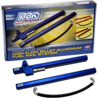 BBK High Flow Aluminum Fuel Rail Kit (05-10 GT) - BBK 5017