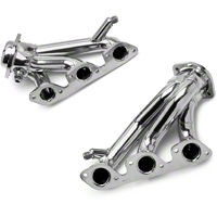 BBK Ceramic Shorty Headers (99-04 V6) - BBK 40080
