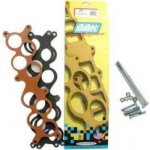BBK Phenolic Spacer Kit for GT-40/Cobra Intake Manifolds (86-93 5.0L) - BBK Performance 1506