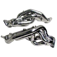 BBK Chrome Tuned Length Shorty Headers (11-14 GT) - BBK 1632