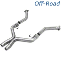 BBK Off-Road X-Pipe (05-10 GT) - BBK Performance 1769