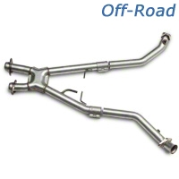 BBK Off-Road X-Pipe (94-95 5.0L) - BBK Performance 1664