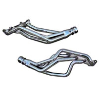 BBK Chrome Coyote 5.0L Swap Long Tube Headers (79-04 All) - BBK 1634