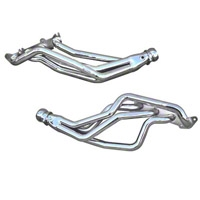 BBK Ceramic Coyote 5.0L Swap Long Tube Headers (79-95 All) - BBK 16340