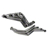 BBK Chrome Long Tube Headers 1-5/8in (79-93 5.0L - Auto) - BBK Performance 1531