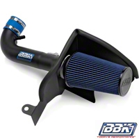BBK Black Out Cold Air Intake (05-10 V6) - BBK Performance 17375
