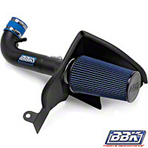 BBK Black Out Cold Air Intake (05-10 V6) - BBK 17375