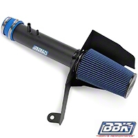 BBK Blackout Cold Air Intake (11-14 V6) - BBK Performance 17785