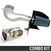 BBK CAI and 62mm Throttle Body Combo (05-09 GT) - BBK Performance KIT05108