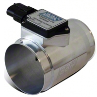 BBK Billet Mass Air Meter for Cold Air Intake and 19lb Injectors (86-93 5.0L) - BBK Performance 80025