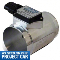 BBK Billet Mass Air Meter for Cold Air Intake and 24lb Injectors (86-93 5.0L) - BBK Performance 80045
