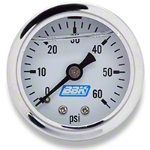 BBK Liquid-Filled Fuel Pressure Gauge (86-93 5.0L) - BBK Performance 1617