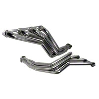 BBK Chrome Long Tube Headers 1-3/4in (79-93 5.8L - Manual) - BBK Performance 1569