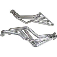 BBK Ceramic Coated Long Tube Headers 1-5/8 in. (79-93 5.0L - Auto) - BBK 15310