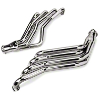 BBK Chrome Long Tube Headers 1-3/4in (79-93 5.0L - Manual) - BBK Performance 1594