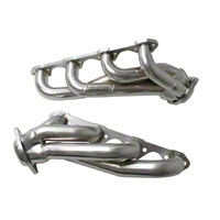 BBK Chrome Unequal Length Shorty Headers (79-93 5.8L) - BBK 1511