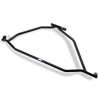 BBK Strut Tower Brace - Black (86-93 5.0L) - BBK Performance 2504