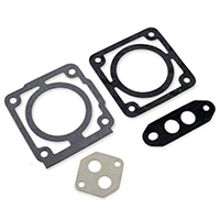 BBK Throttle Body Gasket Kit - 65mm/70mm (86-93 5.0L) - BBK Performance 1572