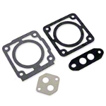 BBK Throttle Body Gasket Kit - 65mm/70mm (86-93 5.0L) - BBK 1572