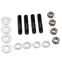 BBK Header Collector Hardware (79-95 5.0L) - BBK 1571