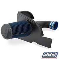 BBK Black Out Cold Air Intake - Lightweight (05-09 GT) - BBK Performance 17361
