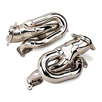 BBK Chrome Tuned Length Shorty Headers (11-14 V6) - BBK 1442