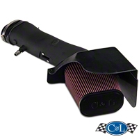 C&L Cold Air Intake (10-12 GT500) - C&L 10699-10S