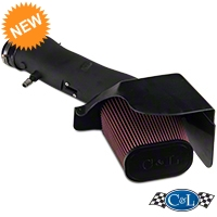 C&L Cold Air Intake (10 GT500) - C&L 10699-10S