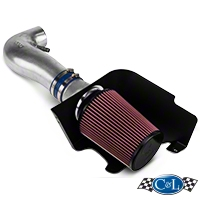 C&L Cold Air Intake w/ 83mm MAF (10 V6) - C&L 117-10-P
