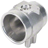 C&L 80mm Mass Air Meter / Sensor Housing (86-93 5.0L, Excludes Cobra) - C&L 130||131||132