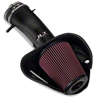 JLT Big Air Cold Air Intake - Carbon Fiber (10-14 GT500) - JLT CFCAI127-GT500-10