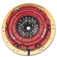 McLeod RST Twin Disc 800HP Clutch (11-14 GT, BOSS) - McLeod Racing 6912-25