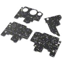 Performance Automatic Street/Strip Shift Kit (01-04 GT, V6, Mach 1) - Performance Automatic PA45418