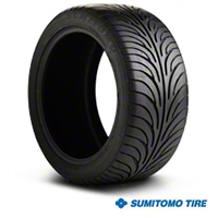 Sumitomo High Performance HTR Z II Tire - 255/40-17 (94-04 All) - Sumitomo 5518062
