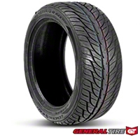 General G-MAX Ultra High Performance All Season Tire - 275/40-19 (05-14 All) - General Tire 15490150000