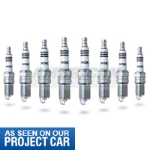 NGK Iridium IX Performance Spark Plugs (93-01 Cobra; 96-04 GT, Mach1; 98-04 V6) - NGK 7164