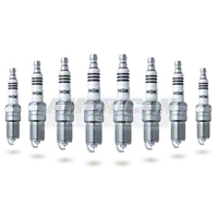 NGK Iridium IX Performance Spark Plugs (86 5.0L; 94-97 V6) - NGK 7316