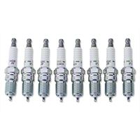 NGK V-Power Performance Spark Plugs (93-01 Cobra; 96-04 GT, Mach1; 98-04 V6) - NGK 3951