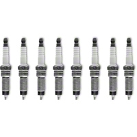 NGK G-Power Platinum Performance Spark Plugs (Mid 08-10 GT, Bullitt) - NGK 1698||ZNAR6AGP