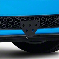 Modern Billet Detachable Front License Plate (13-14 GT, V6) - Modern Billet 64503