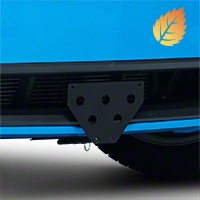 Modern Billet Detachable Front License Plate (10-12 GT, V6) - Modern Billet 64504