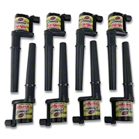 GMS 4V Street Fighter Coil Pack (99-04 Cobra, Mach 1; 07-10 GT500) - Granatelli Motor Sports 21-4001-SF