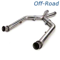 Kooks Off-road X-pipe (11-14 GT w/ Long Tube Headers) - Kooks 60-42-ORX